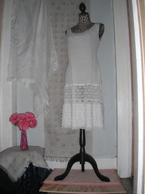 Custom Made Lace Trimmed Slip