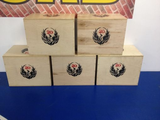 Custom Made Exercise Jump Boxes