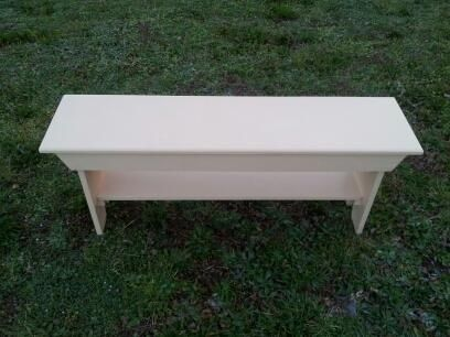 Custom Made Country Bench
