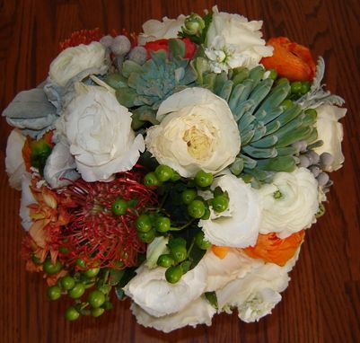Custom Made Bridal Bouquet Preserved