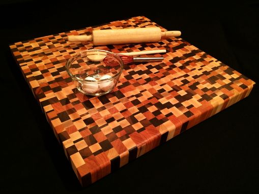 Custom Made Extra Large Cutting Boards