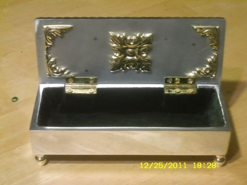 Custom Made Carmen's Jewelry Box