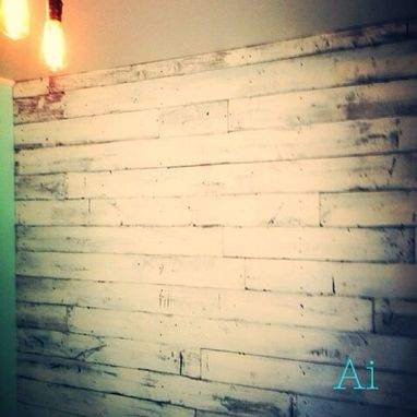 Custom Made Tn Wood Wall