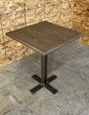 Custom Made Spilt Bar Table