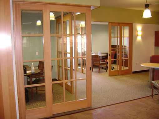 Custom Made Custom Commercial Doors