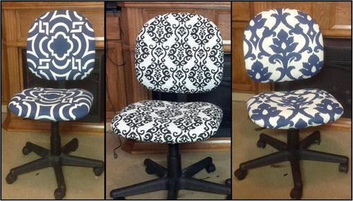 Custom Made Sample - Office Chairs