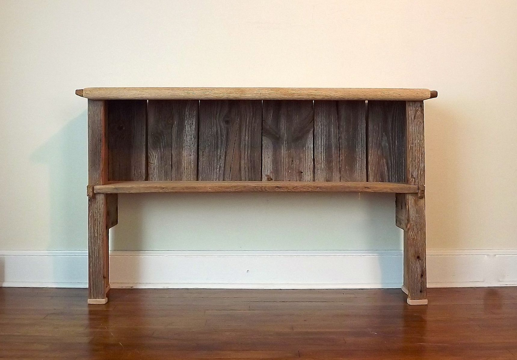 Handmade Rustic Console Table By 919 Design Custommade Com