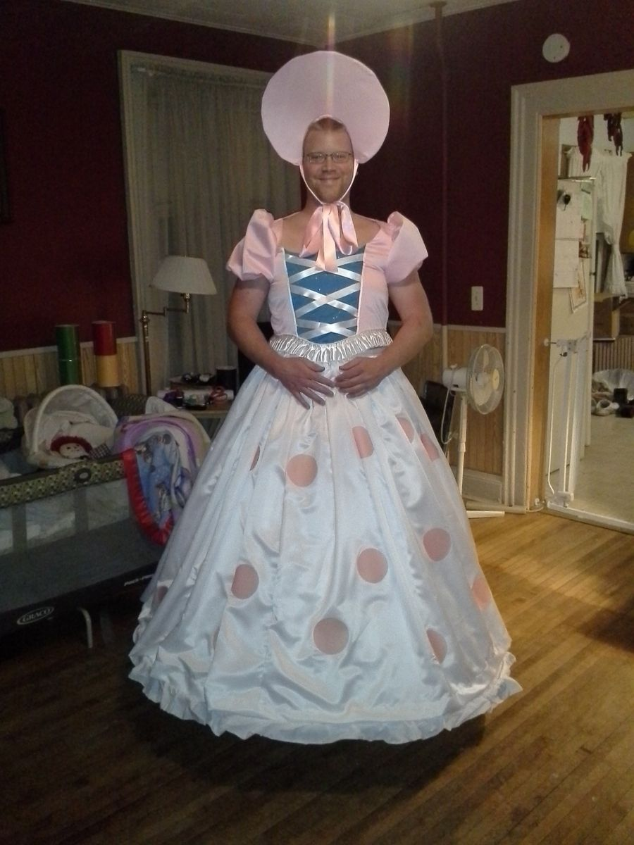 Custom Made Toy Story Bo-Peep Costume by Tony Bud\'s Sewing ...