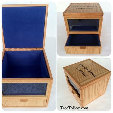 Custom Made Custom Made Military Hat Boxes
