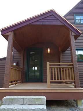 Custom Made Contemporary Farmhouse Porch