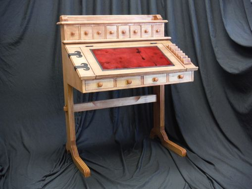 Custom Made Olde English Writing Desk