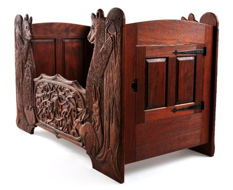 Custom Made Creature Comfort {Children's Bed}