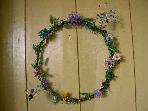 Custom Made Patty's Spring Wreath