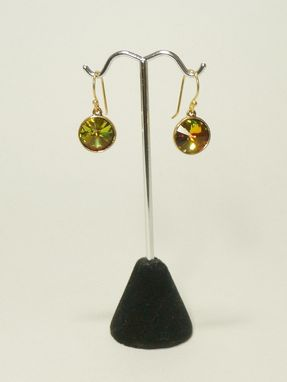 Custom Made Autumn In New England Earrings