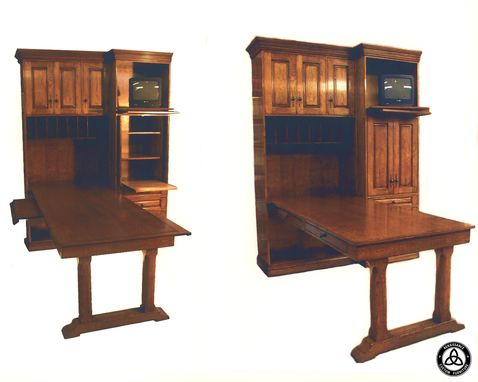 Custom Made #552 Partner Desk