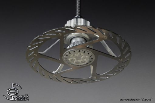 Custom Made Velocity Pendent Light