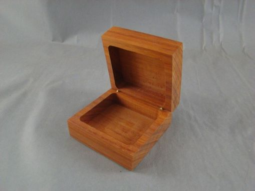 Custom Made Custom Single Set Earring Box