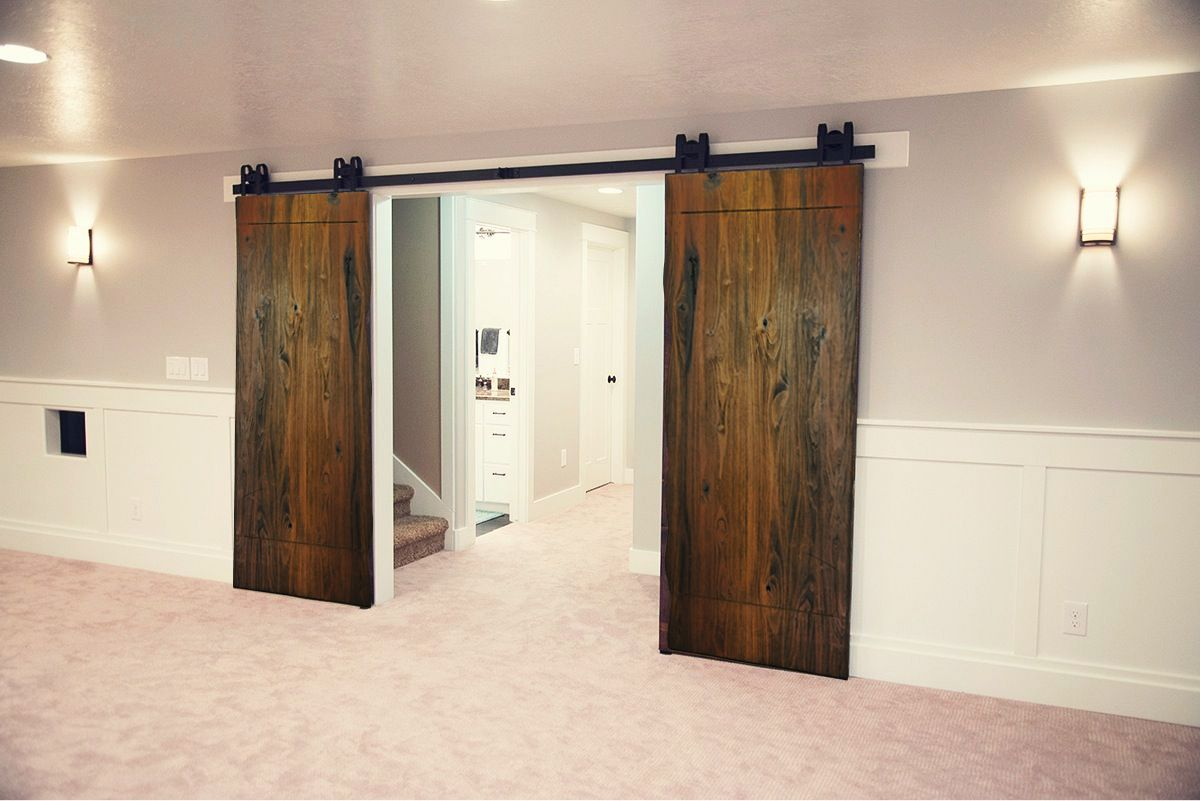 Buy Hand Made Wood Barn Doors Made To Order From Henry Barn Door