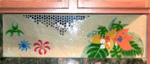 Custom Made Wall Mosaic