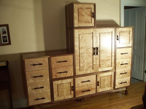 Custom Made Tansu Modules
