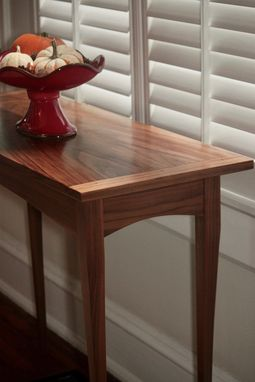 Custom Made Entryway Table - Hall Table - Console Table