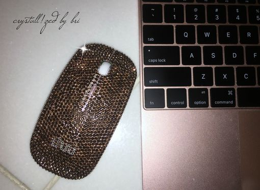 Custom Made Crystallized Wireless Computer Mouse Usb Bling Made With Swarovski Crystals