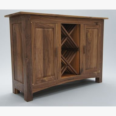 Custom Made The Walnut Sideboard