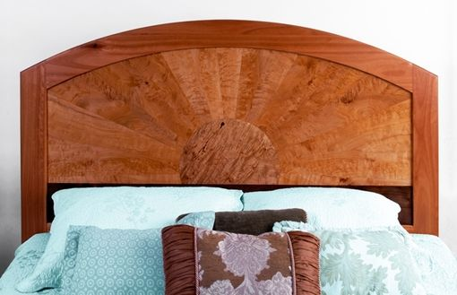 "Custom Made ""Sundance"" Headboard"