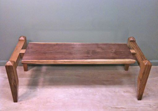 Custom Made Contemporary Coffee Table / Bench