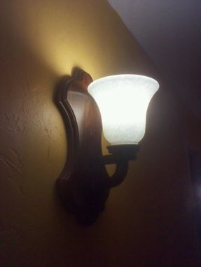 Custom Made Hall Light