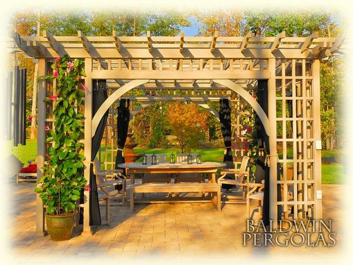 Custom Made Garden Room Pergola