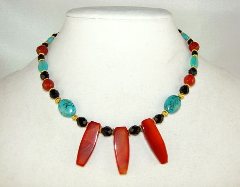 Custom Made Egypt Necklace