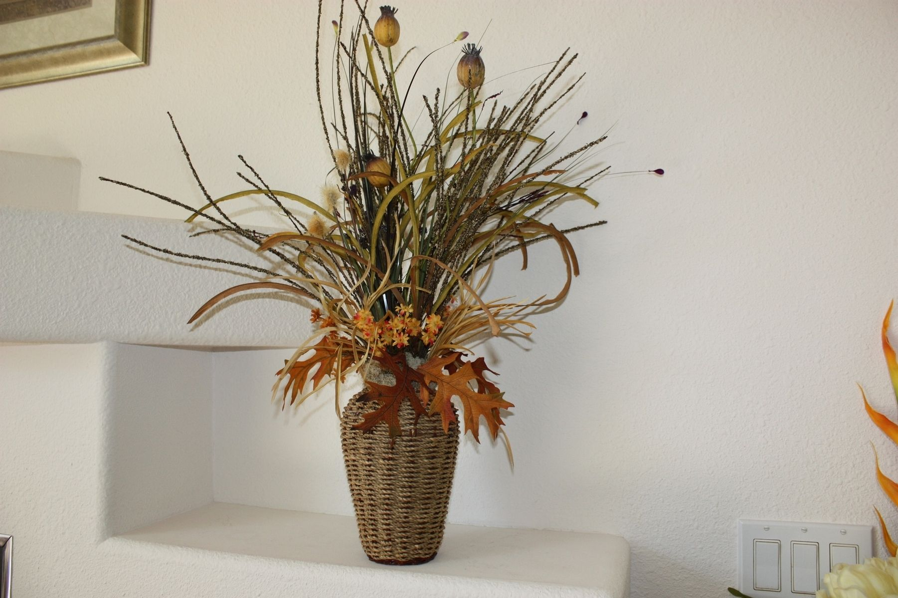 Silk Flower Arrangements Living Room Flowers Healthy