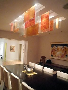 Custom Made Glass Lighting - Plice