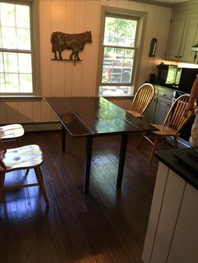 Custom Made Traditional Farm-Style Dining Tables
