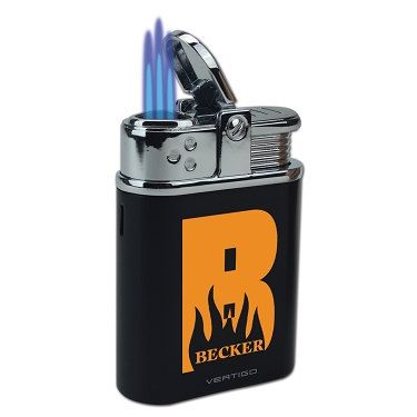 Custom Made Customized Triple Flame Table Lighter