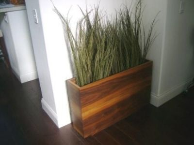 Custom Made Walnut Planter-Sold!
