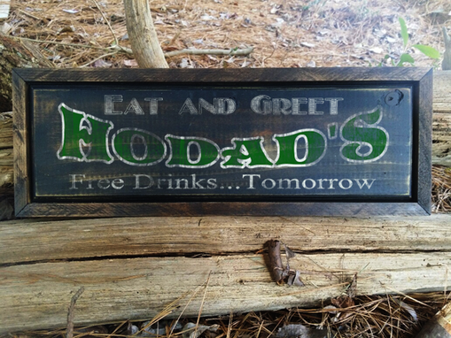Custom Made Vintage • Barnwood • Plaques • Signs