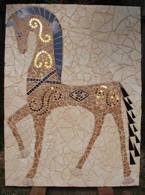 Custom Made Florence Etruscan Horse