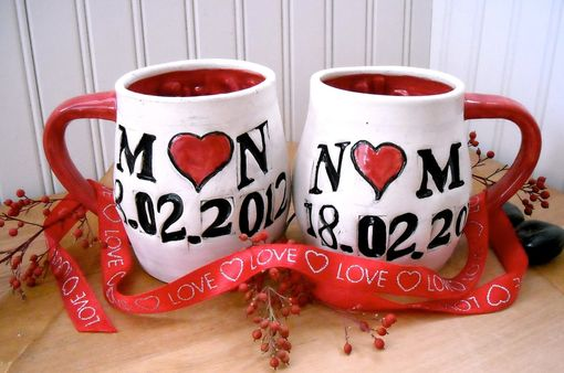 Custom Made Personalized All You Need Is Love Mugs