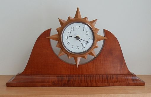 Custom Made Mantle Clock