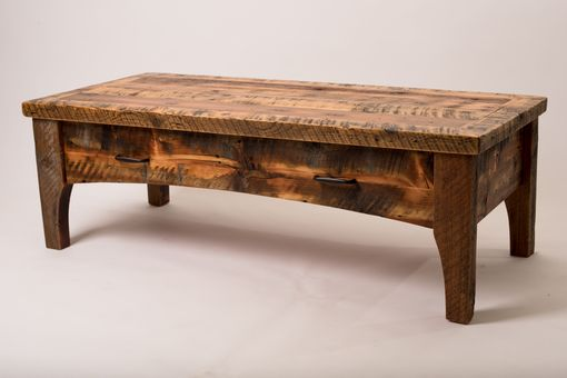 Custom Made Bridgeline Coffee Table