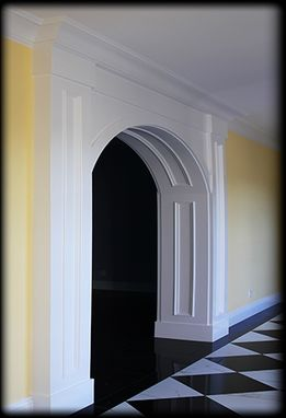 Custom Made Custom Trim And Molding