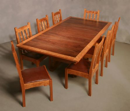 Custom Made Table And Chairs