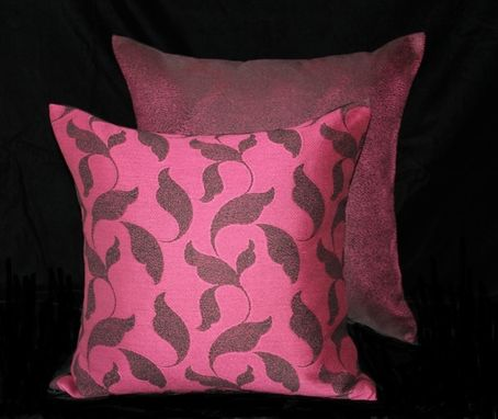 Custom Made Chateau: Shadow Dusk Pillow