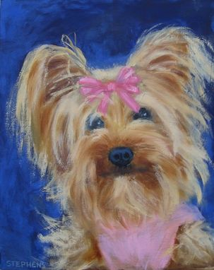 Custom Made Art, Painting (Gracie)