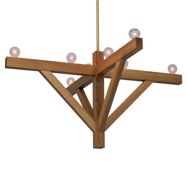 Custom Made Crux Pendant Lamp