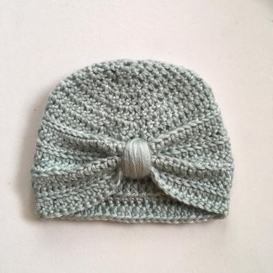 Custom Made Baby Turban Hat