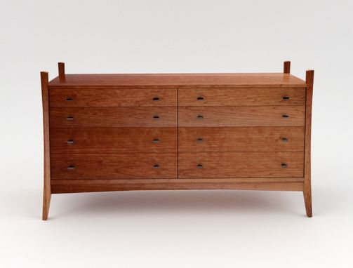 Custom Made Verona Eight Drawer Dresser