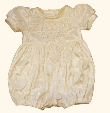 Custom Made Lexi After The Christening Outfit (Romper)